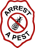Arrest-A-Pest Logo